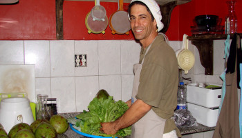 Cozinha da OS na Joaquim Silva, 2005